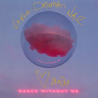 DRAMA Signed Limited Edition Pink Vinyl