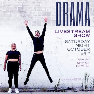 DRAMA Copy of LIVESTREAM TICKET PACKAGES
