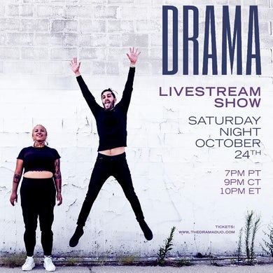 DRAMA LIVESTREAM TICKET PACKAGES