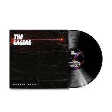 "Gareth Emery THE LASERS 12"" Vinyl (Black Edition)"