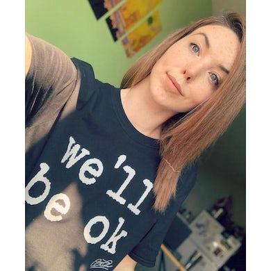 Gareth Emery we'll be ok t-shirt