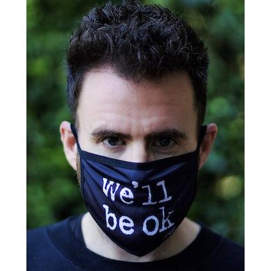 Gareth Emery We'll Be Ok Face Mask