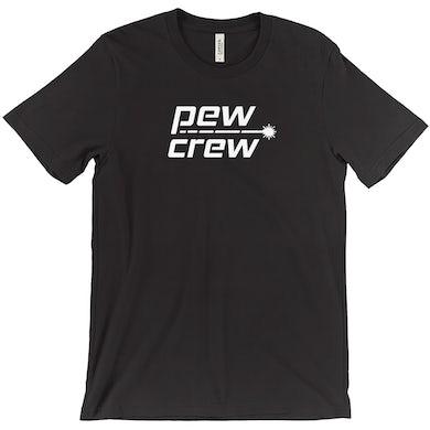 Gareth Emery Pew Crew Black T-Shirt