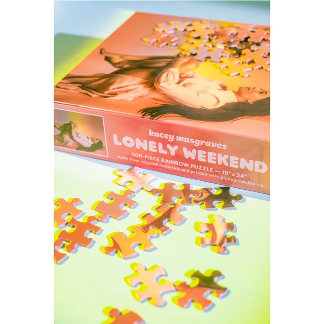 Kacey Musgraves LONELY WEEKEND SELF-CARE KIT