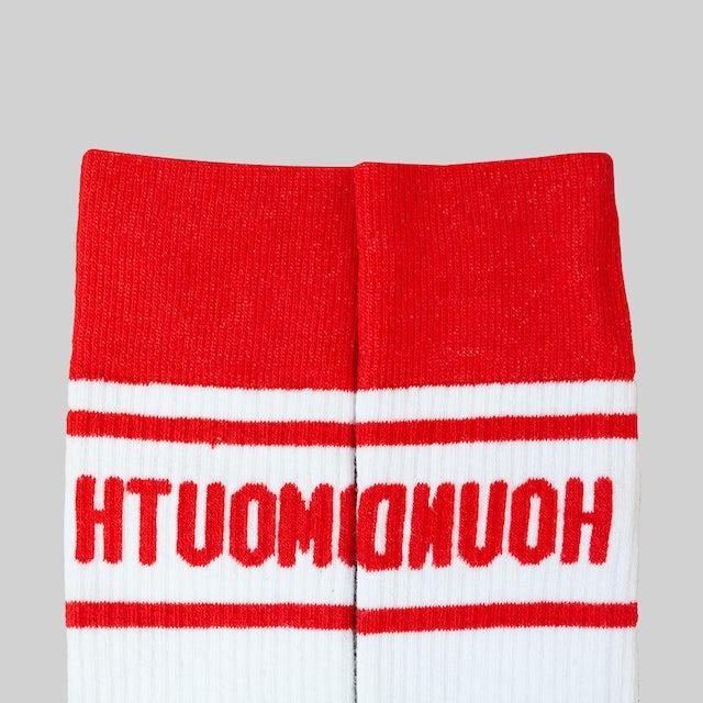 Houndmouth Backwards Socks