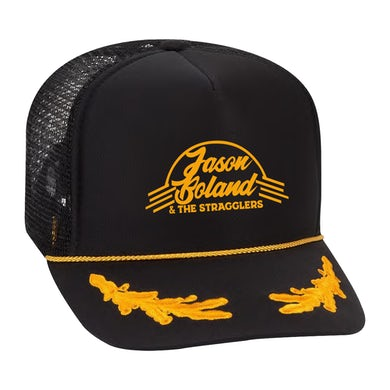Jason Boland & The Stragglers Oak Leaves Snapback Hat