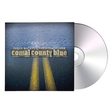 Jason Boland & The Stragglers Comal County Blue CD
