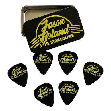 Jason Boland & The Stragglers Guitar Pick Set