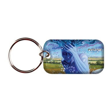 Kansas The Absence Of Presence Keychain