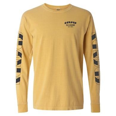 Kansas Is A Band Long Sleeve T-Shirt