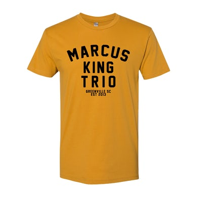 MARCUS KING BAND Marcus King Trio Tee