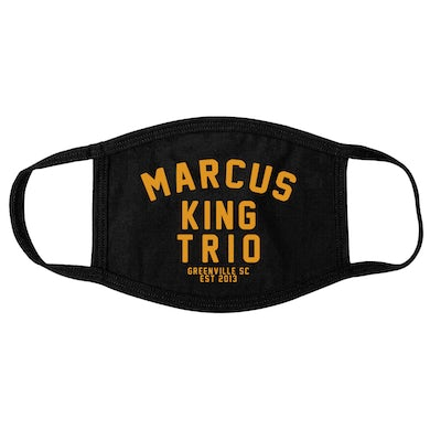 MARCUS KING BAND Marcus King Trio Mask