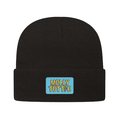 Molly Tuttle LIGHTNING PATCH BEANIE