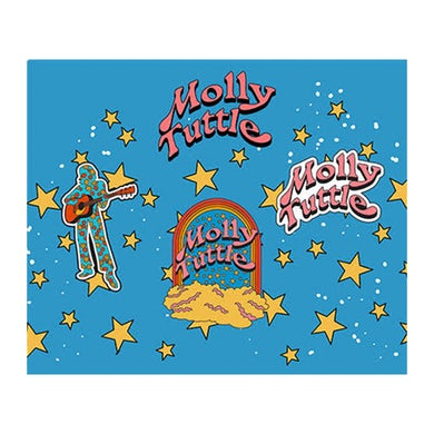 Molly Tuttle PSYCHEDELIC PIN SET