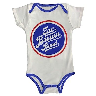 Zac Brown Band Bomber Onesie