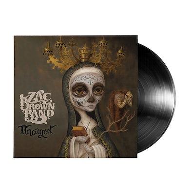 Zac Brown Band Uncaged LP (Vinyl)