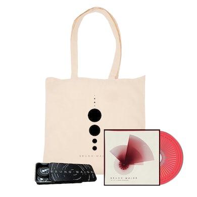 Bruno Major Pick Tin + Planet Tote + CD