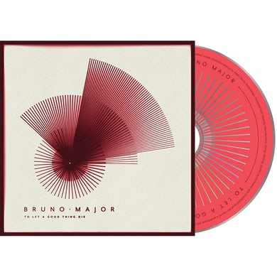 Bruno Major To Let A Good Thing Die - CD