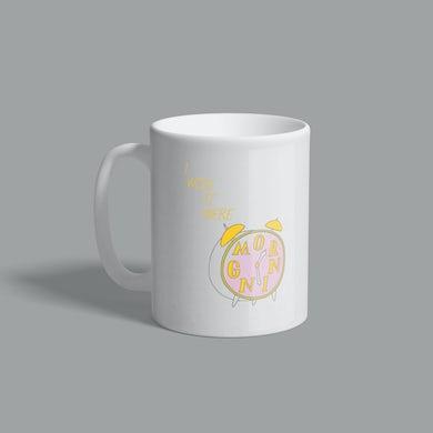 Charlotte Cornfield I Wish It Were Morning Mug