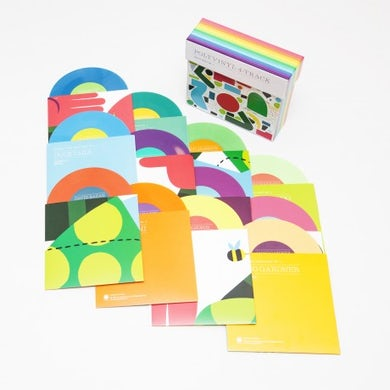 Jacco Gardner Polyvinyl 4-Track Singles Series Vol. 2 COMPLETE BOX SET