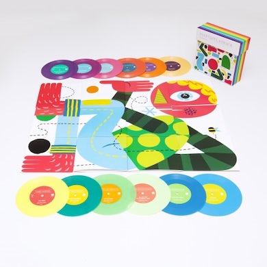 Jacco Gardner Polyvinyl 4-Track Singles Series Vol. 2 COMPLETE BOX SET (Garage Sale)