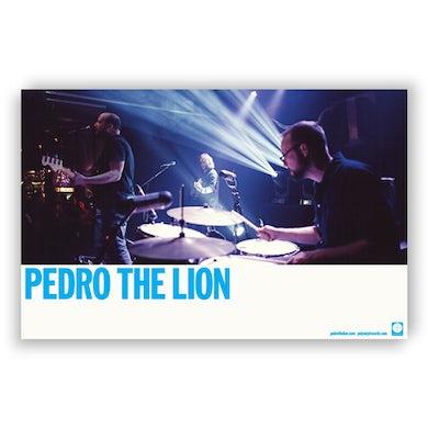 "Pedro the Lion Poster (11""x17"")"