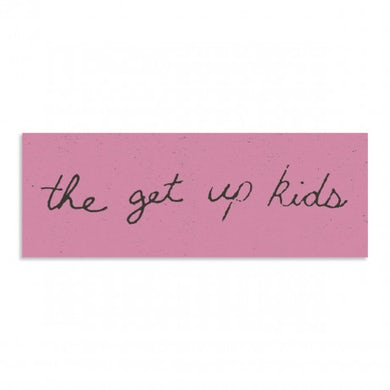 The Get Up Kids Sticker
