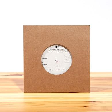 Owen/Into It. Over It. Split EP (Test Pressing) (Vinyl)