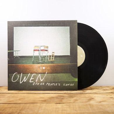 Owen Other People's Songs (Vinyl)