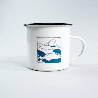 Owen The Avalanche Enameled Mug