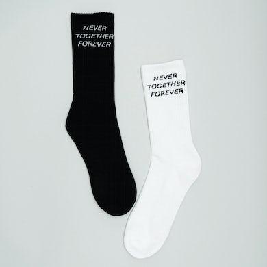Owen Never Together Forever Socks