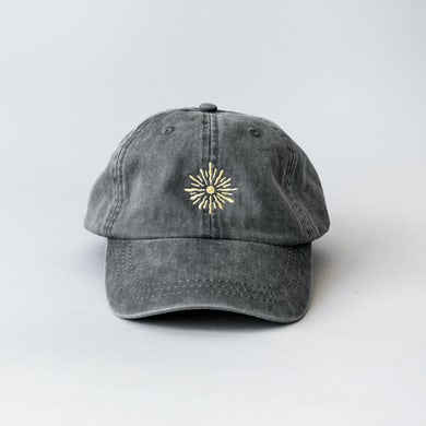 Hazel English Sun Embroidered Hat