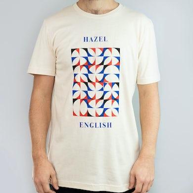 Hazel English Pattern T-Shirt
