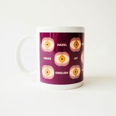 Hazel English Wake UP! Mug (Garage Sale)