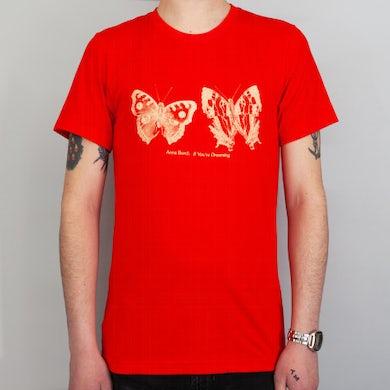 Anna Burch Butterflies T-Shirt (Garage Sale)