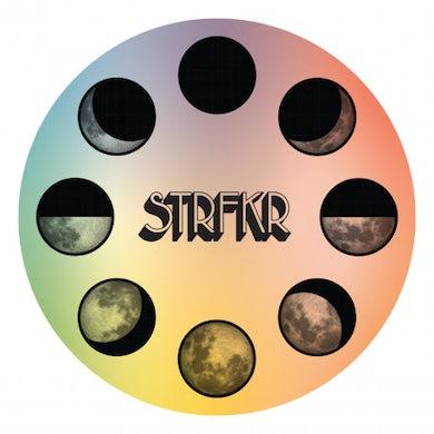 Strfkr Future Past Life Sticker