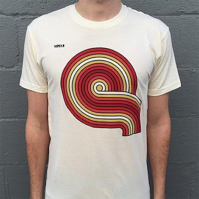Strfkr Concentric Circles T-Shirt