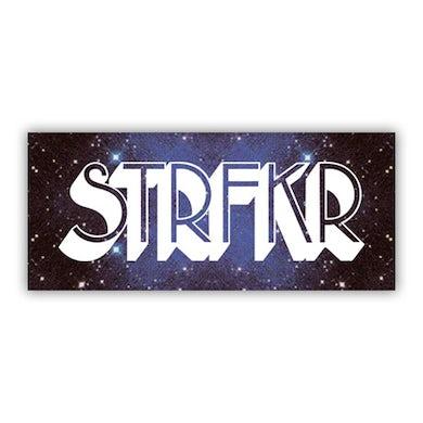 Strfkr Being No One, Going Nowhere Sticker
