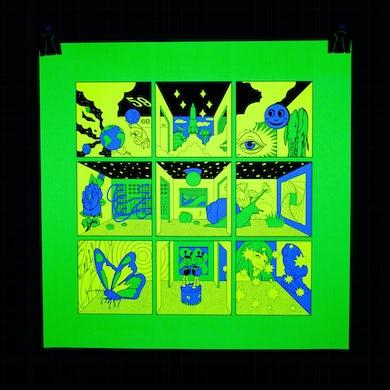 "Strfkr Future Past Life Blacklight Poster (18""x18"")"