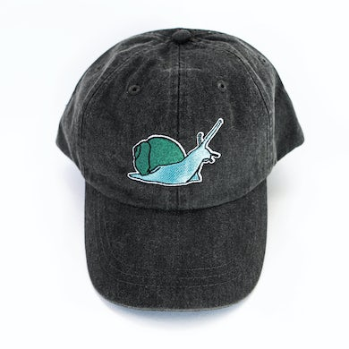 Snail Embroidered Dad Hat