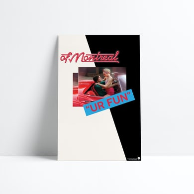 "UR FUN Tour Poster (11""x17"")"
