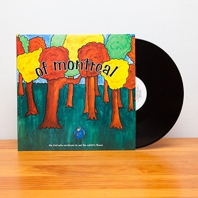 Of Montreal The Bird Who Continues to Eat the Rabbit's Flower (Vinyl)