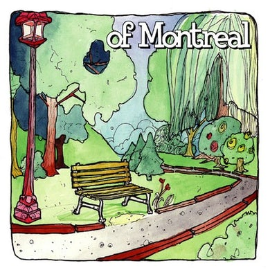 Of Montreal The Bedside Drama: A Petite Tragedy (Vinyl)