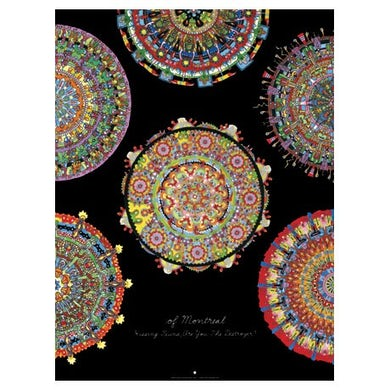 """Of Montreal Hissing Fauna Poster (18""""x24"""")"""