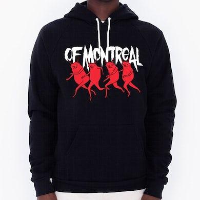 Devils Pullover Hooded Sweatshirt