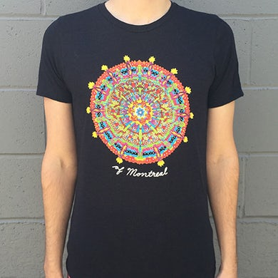 Of Montreal Hissing Fauna, Are You the Destroyer? T-Shirt T-Shirt (X-Small)