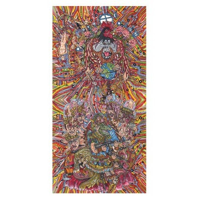 """Of Montreal Paralytic Stalks 2-Sided Poster (12""""x24"""")"""