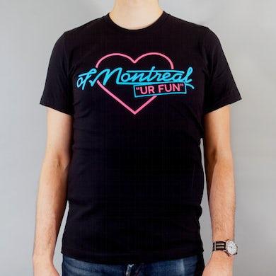 Of Montreal UR FUN T-Shirt T-Shirt (Small)