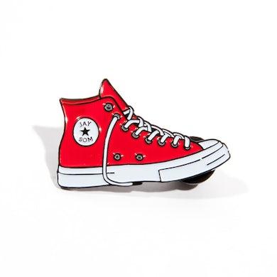 JAY SOM Shoe Enamel Pin