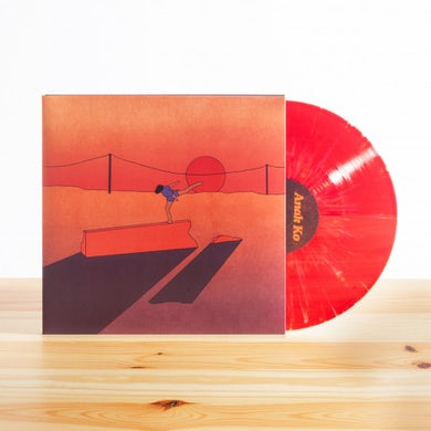 JAY SOM Anak Ko (Vinyl)